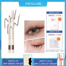 FOCALLURE Bút kẻ mắt 5 màu không thấm nước bền vững Không nở Kẻ mắt