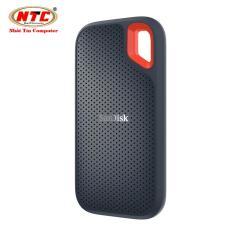 Ổ cứng di động SSD Sandisk Extreme Portable E60 USB 3.1 1TB 550MB/s (Đen)
