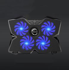 Đế Tản Nhiệt Quạt tản nhiệt Laptop Cool 4 Quạt, Đèn Led, Đế Nâng 17 Inch Trở Xuống (mã Cool 2)