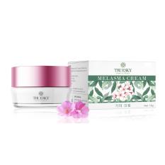 [HCM – FREESHIP] Kem làm mờ nám da Truesky chiết xuất hoa anh đào giúp dưỡng trắng da, làm mờ thâm nám, chống lão hoá 15g – Melasma Cream