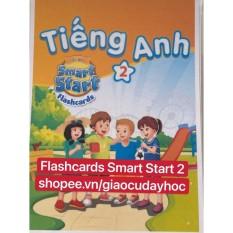 Flashcard Tiếng Anh Lớp 2- Smart Start 2 – Tiếng Anh mới nhấtt năm học 2021-2022