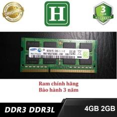 Ram Laptop DDR3L 4Gb bus 1600 – 12800s và các loại khác, bảo hành 3 năm