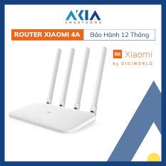 Bộ Phát Sóng WiFi Xiaomi Router 4A Siêu Mạnh 2 Băng Tần 2.4G 5G – Hàng Chính Hãng BH 2 Năm