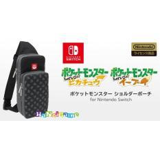 Túi đeo chéo Hori dành cho máy Nintendo Switch
