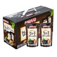 Sữa Óc Chó Hạnh Nhân Đậu Đen Nhập Khẩu 100% Từ Hàn Quốc