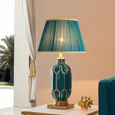 Đèn trang trí, đèn bàn, đèn đứng, đèn ngủ hiện đại sang trọng có công tắc nút nhấn thông minh decor trang trí nội thất, phòng khách , phòng ngủ, không gian sống của gia đình bạn DH-FDR016