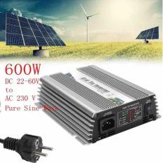 Bộ hoà lưới năng lượng mặt trời 600w
