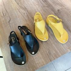 Giày sandal kẹp da bò cao cấp Z19