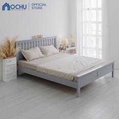 Giường Ngủ Gỗ Thông OCHU – Bernie Bed