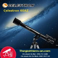 Celestron PowerSeeker 60f700AZ(Đen)