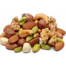 Hộp 500g hạt dinh dưỡng các loại ăn liền loại 1