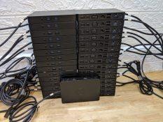 Bộ Chuyển Đổi Dell Dock WD15 Type C 4K, Adapter 130W
