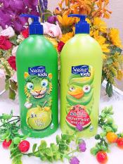 Sữa Tắm, Gội và Xả Cho Bé Suave Kid 3 in1 Của Mỹ 1.18L – Mùi Tùy Ý