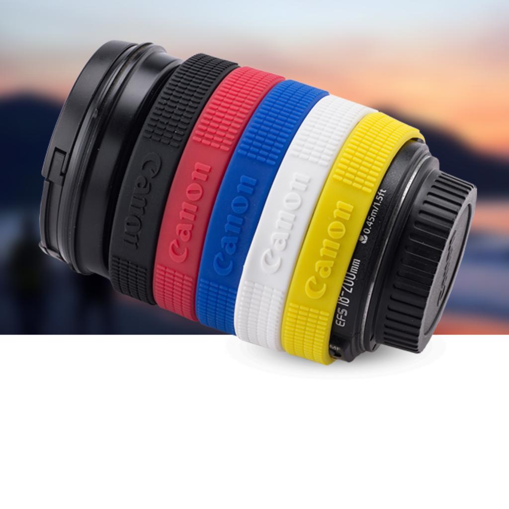 Vòng cao su đeo lens máy ảnh loại lớn