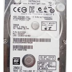 ổ cứng HDD laptop 500GB-bảo hành 12 tháng