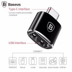 Đầu chuyển đổi OTG USB Type C sang USB A Baseus (TYPE C Male to USB Female Cable Adapter Converter)