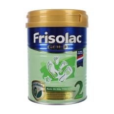 Sữa Frisolac 2 (6-12 tháng) 400gr