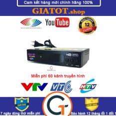 Đầu thu truyền hình mặt đất DVB-T2 HÙNG VIỆT TS-123 Internet