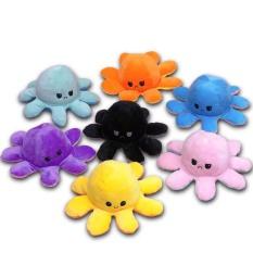 Đồ chơi lật bạch tuộc đầy màu sắc thời trang, đơn giản và dễ thương