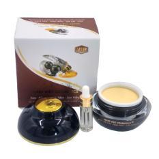 Kem nám – Đồi mồi – Ngừa nhăn – Làm trắng da Ngọc trai đen – Sữa ong chúa Nhật Việt 30g (Trắng – Nâu)