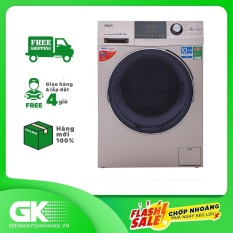 Máy giặt sấy Aqua Inverter 10.5Kg AQD-DH1050C N2