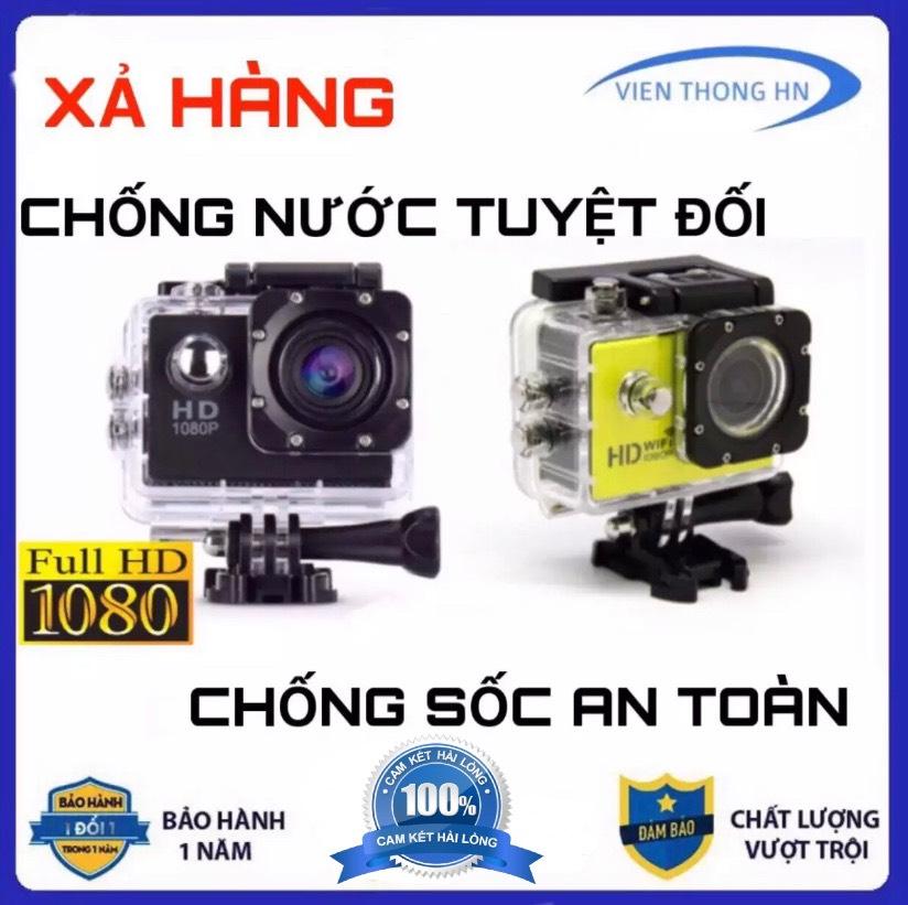 [Nhập ELJAN12 giảm 10%, tối đa 200k, đơn từ 99k]Camera hành trình 2.0 FULL HD 1080P Cam A9 - Camera...