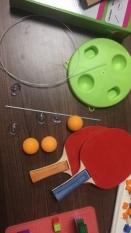 Bộ bóng bàn tập phản xạ cho bé
