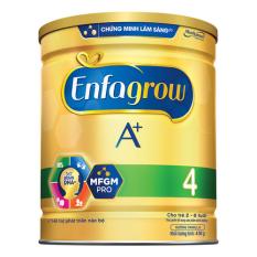 CRM – Bộ 2 lon Sữa bột Enfagrow 4 400g + Tặng 1 lon Sữa bột Enfagrow