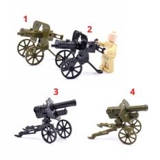 [PHỤ KIỆN MOC] LEGO SÚNG ARMY THẾ CHIẾN 2