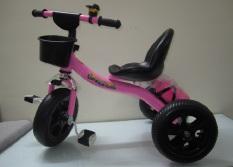 Xe đạp 3 bánh có hình nước, giỏ , chuông