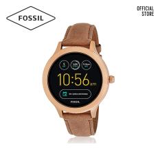 Đồng hồ thông minh nữ Fossil Gen 3 Smartwatch Venture dây da FTW6005 – màu cát