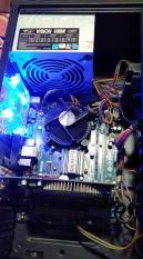 Combo máy tính bàn G41 gigabyte, CPU Intel e 8400 speed 3.0ghz,Ram 4G Dr3,Hdd 250G, nguồn CST acbel 350hk hay hunkey.