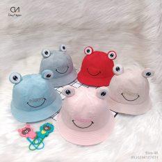 [NÓN VÀNH] Mũ bé trai bé gái tai ếch Duy Ngọc size 48 từ 1 đến 2 tuổi