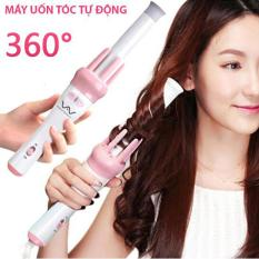 [MẪU MỚI – HÀNG CHÍNH HÃNG] Máy Làm Tóc Uốn Xoăn Xoay Tự Động 360 Vivid & Vogue Hàn Quốc – TẶNG KÈM LƯỢT TẠO PHỒNG – dụng cụ tạo kiểu tóc tại nhà trong vòng 1 nốt nhạc – đẹp chưa bao giờ dễ dàng đến thế
