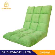 Tâm House Ghế bệt, ghế tựa kiểu Nhật 18 ô cao cấp – LB18