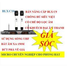 Micro Không Dây SHURE BLXC10 micro giá rẻ micro không dây