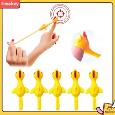 con gà bắn tường vui nhộn, gà bay dính tường silicon, chất liệu an toàn không độc hại