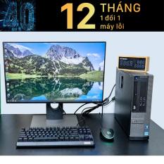 BẢO HÀNH 12T-Máy tính đồng bộ dell opitplex i3 i5 i7 / 8G / SSD 120G