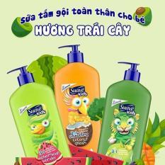 Dầu Gội Xả Cho Bé Suave Kids 2 in1 532ML Mỹ – Mùi Tùy Ý