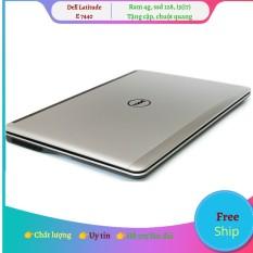 Laptop doanh nhân Dell latitude E7440, màn 14, nhỏ, gọn, nhẹ(có 2 phiên bản i5 và i7)