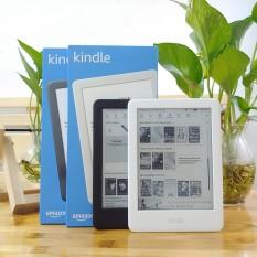 Máy đọc sách Kindle Basic 2019 (10th) – All new kindle 2019 có đèn nền màn hình 6'' 167PPI chống khúc xạ ánh sáng nghe Audible bộ nhớ 4-8GB kết nối wifi