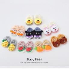 Tất 3d hình thú chống trượt cho bé – Màu sắc dễ thương , chất liệu dày dặn ấm áp – Vạn xuân shop