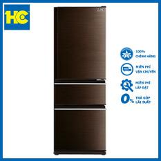 Tủ lạnh Mitsubishi MR-CX46EJ-BRW-V 358L – Miễn phí vận chuyển & lắp đặt – Bảo hành chính hãng