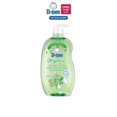 D-nee Head & Body Baby Wash 800 ML. – Organic