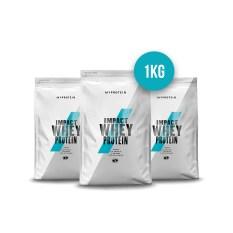WHEY PROTEIN – MYPROTEIN – IMPACT WHEY PROTEIN – 2.2lbs – Bổ sung protein tăng cơ giảm mỡ – Từ Châu Âu