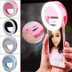 Đèn Selfie Chụp Ảnh Tự Sướng Đèn Flash Led 3 Chế Độ Sạc USB – Kẹp Chụp Hình Trong Đêm Cho Điện Thoại