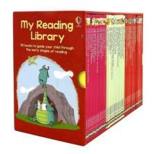 ORIGINAL SÁCH NHẬP KHẨU – Usborne My Reading Library (50 Cuốn) – Bộ Màu Đỏ + File MP3 Usborne đỏ, bộ đỏ