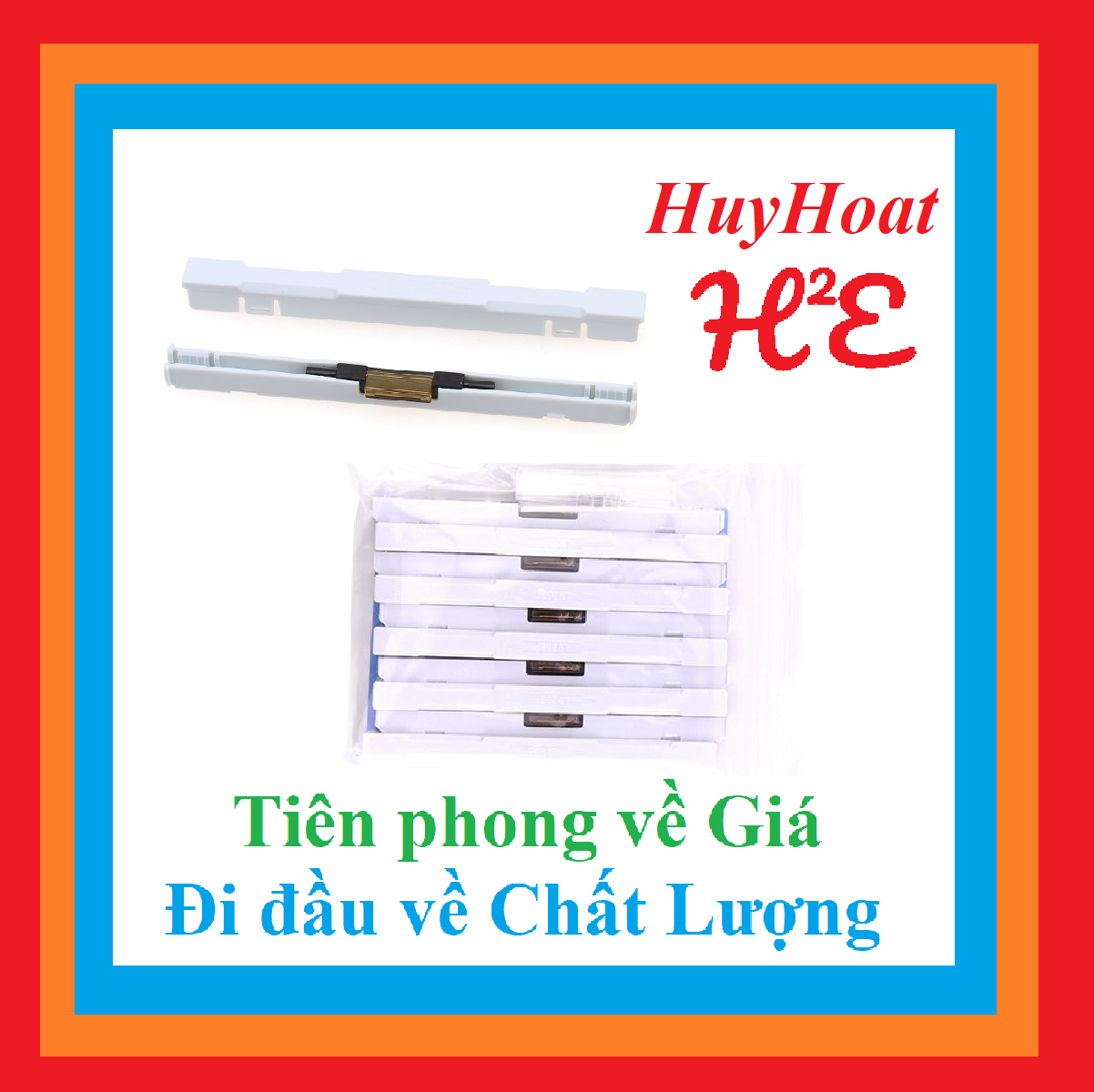 Gói 5 – 10 Rệp nối quang L925BP