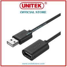 [UNITEK STORE] CÁP USB NỐI DÀI 2.0 – Dài 2M UNITEK (Y-C 450GBK)