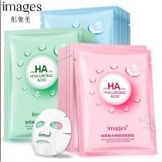 Combo 10 mặt nạ giấy HA tinh chất dưỡng da kiểm soát dầu làm sáng da- mặt nạ nội địa siêu HOT